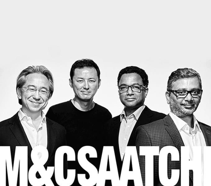 Saatchi team