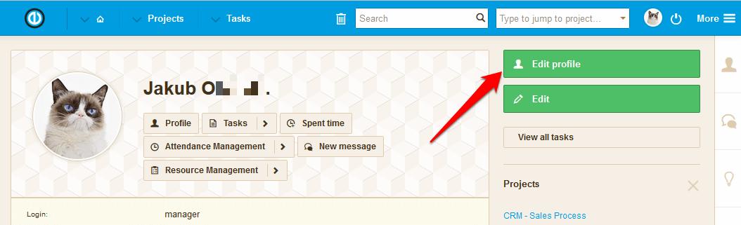 Redmine Time Tracker