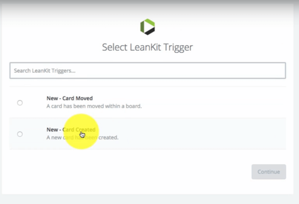 LeanKit Time Tracker