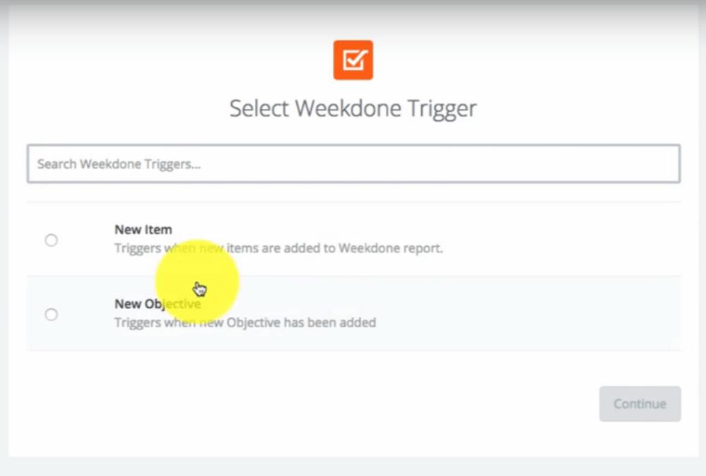 Weekdone Time Tracker