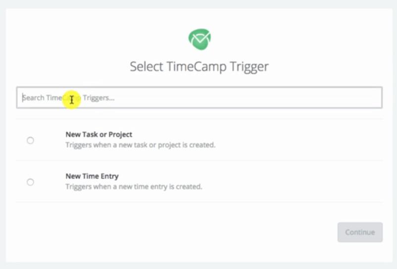 Zapier Time Tracker